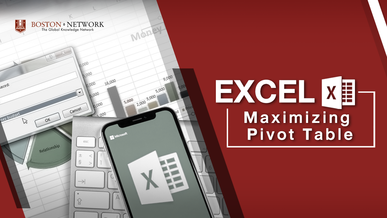 Excel Maximizing Pivot Table